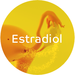 dose-dependent suppression of estradiol